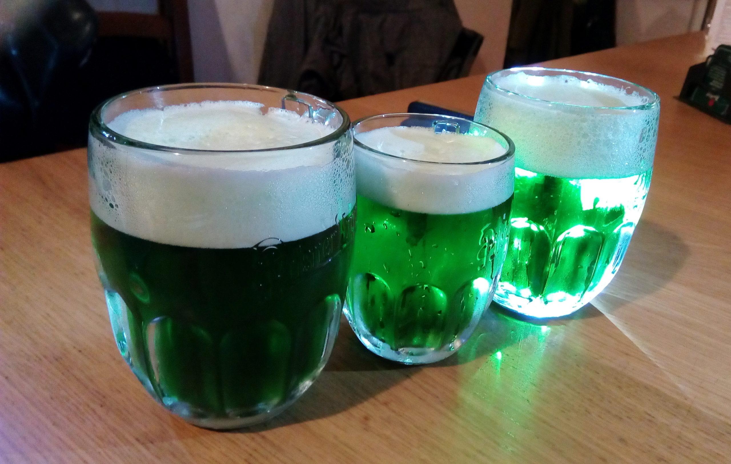Zelené pivo – velikonoční specialita