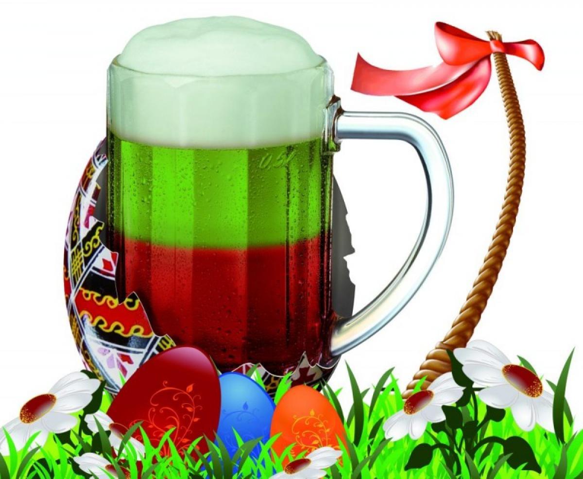 Velikonoční pivo? Zeleno-červené? Jdi do toho!