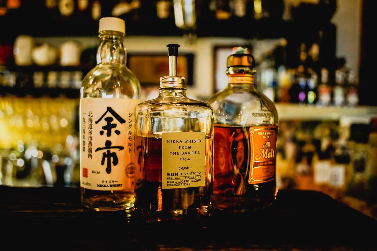 Investování do whisky aneb Alkohol může být zajímavou komoditou