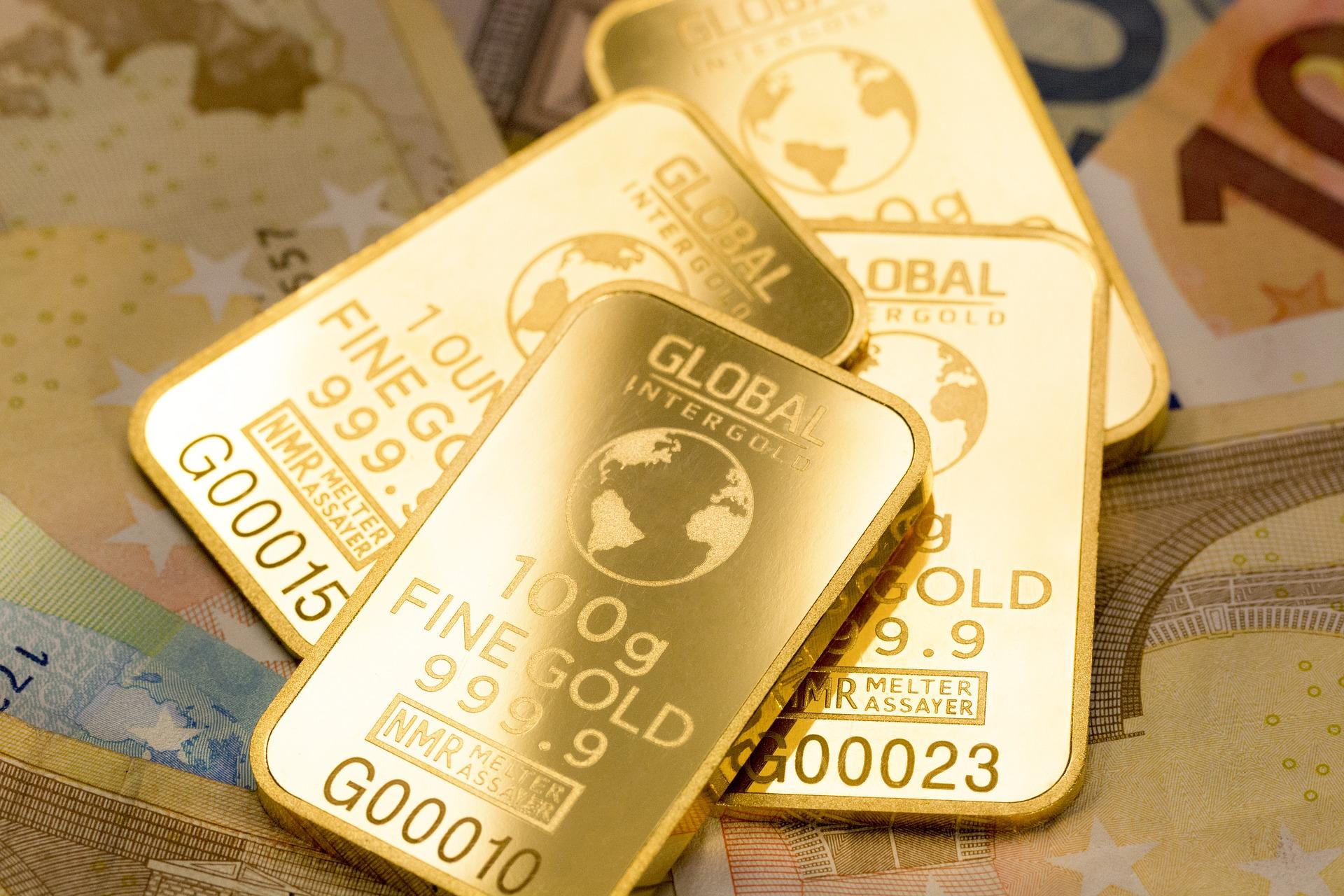 Cena zlata roste a je čas zamyslet se nad svým investičním portfoliem